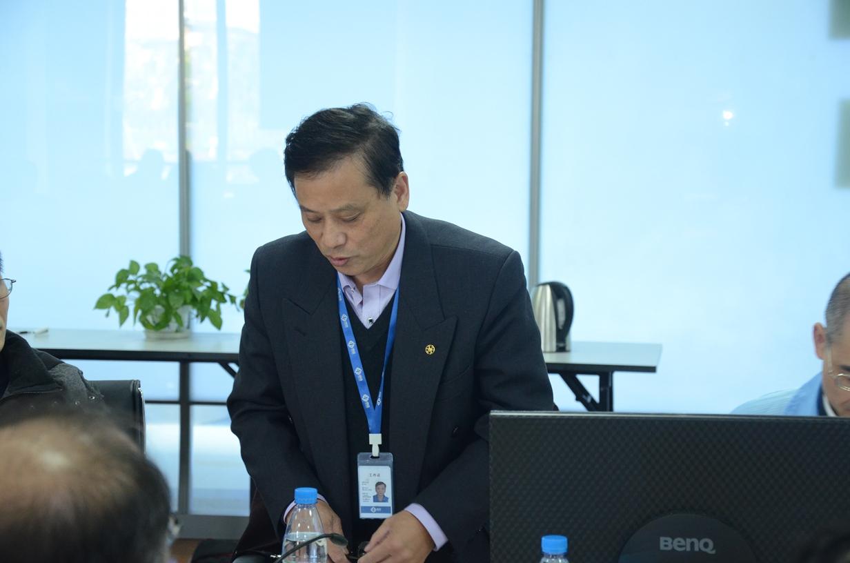中国石油勘探开发研究院软件捐赠仪式