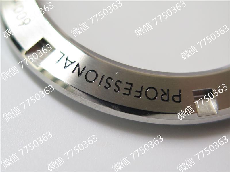 VS厂欧米茄海马600米橙色字胶带大号45.5mm复刻表拆解测评-第16张