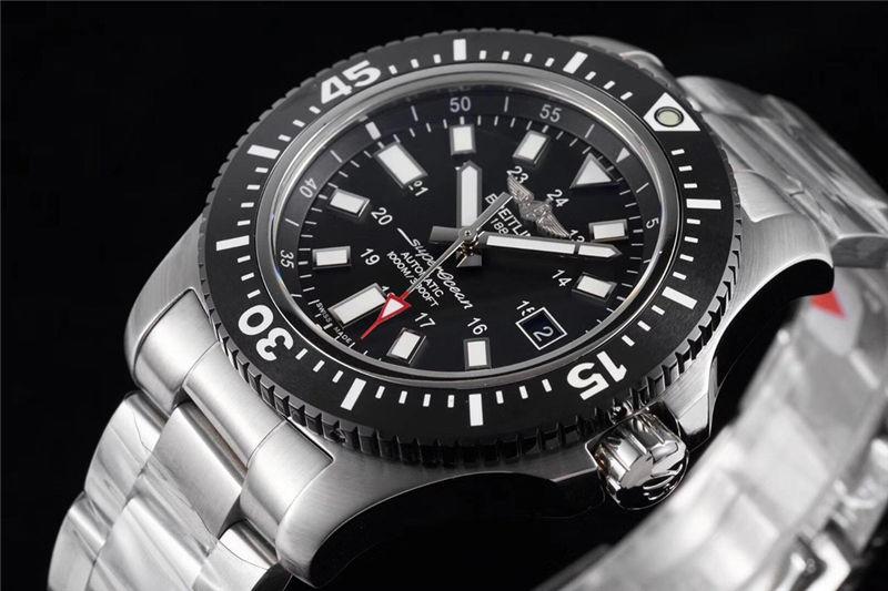 TF厂百年灵超级海洋系列44mm特别版_复刻表测评-第14张