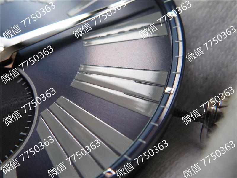 PF厂罗杰杜彼王者系列蓝色面复刻表拆解测评
