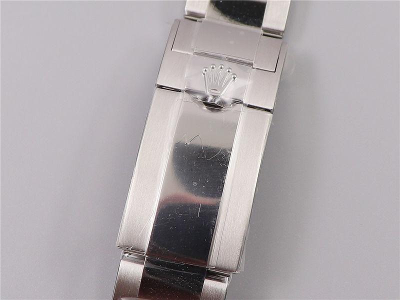 AR厂劳力士格林尼治二代116710绿针GMT_复刻表测评-第8张