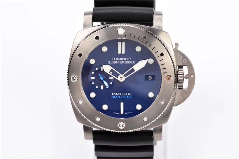 VS厂沛纳海pam692钛金属腕表_复刻表测评-第4张