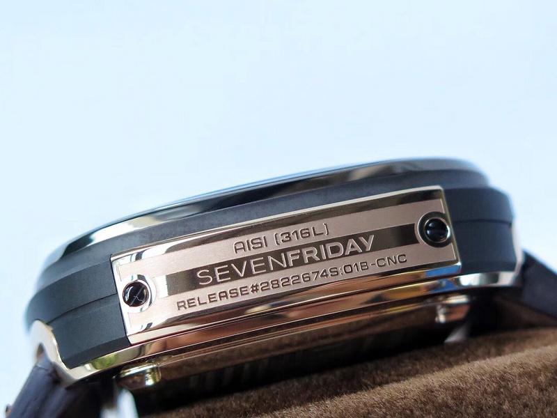 SV厂七个星期五NFC功能演示_复刻与正品对比测评-第7张