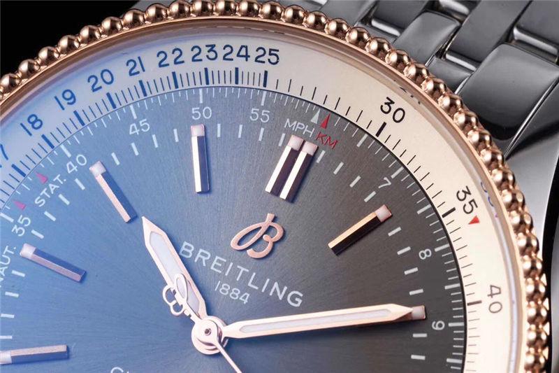TF厂百年灵BREITLING航空计时_复刻表测评-第68张