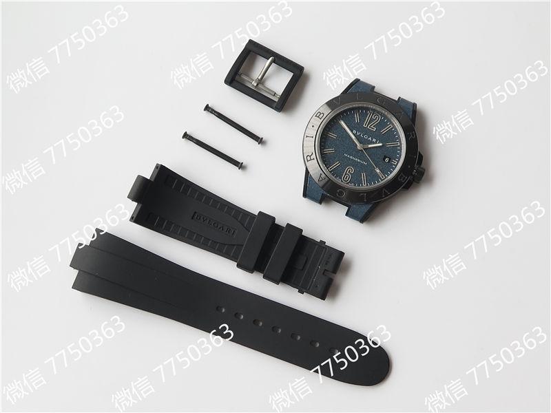 GF厂宝格丽v2新版DIAGONO系列腕表复刻表拆解测评-第4张