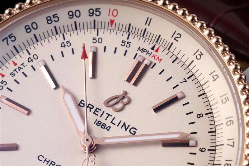 TF厂百年灵BREITLING航空计时_复刻表测评-第23张