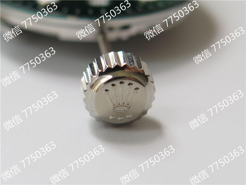 AR厂劳力士绿水鬼海鸥2836机芯复刻表拆解测评