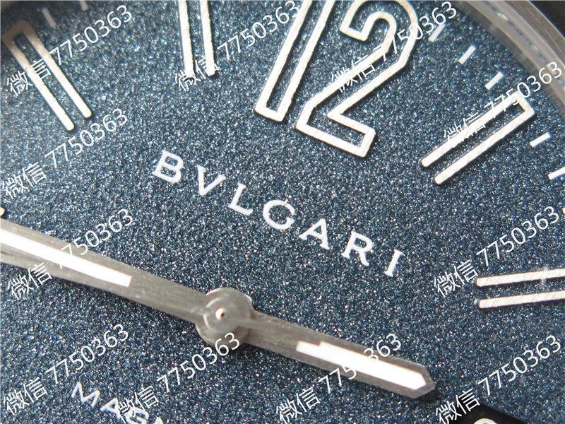 GF厂宝格丽v2新版DIAGONO系列腕表复刻表拆解测评-第7张