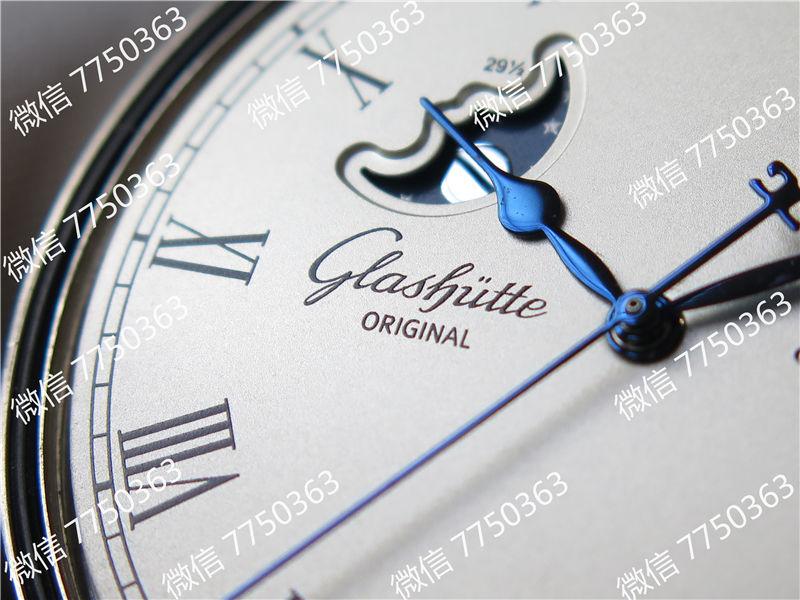GF厂格拉苏蒂原创议员大日历复刻表拆解测评