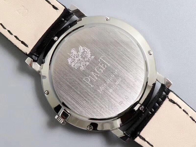 MKS厂伯爵Altiplano系列超薄两针机械_复刻表测评-第9张