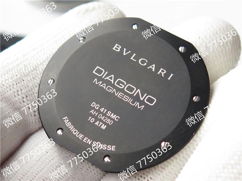 GF厂宝格丽v2新版DIAGONO系列腕表复刻表拆解测评-第36张