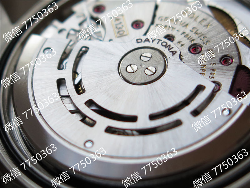 AR厂劳力士迪通拿熊猫款复刻表拆解测评-第17张