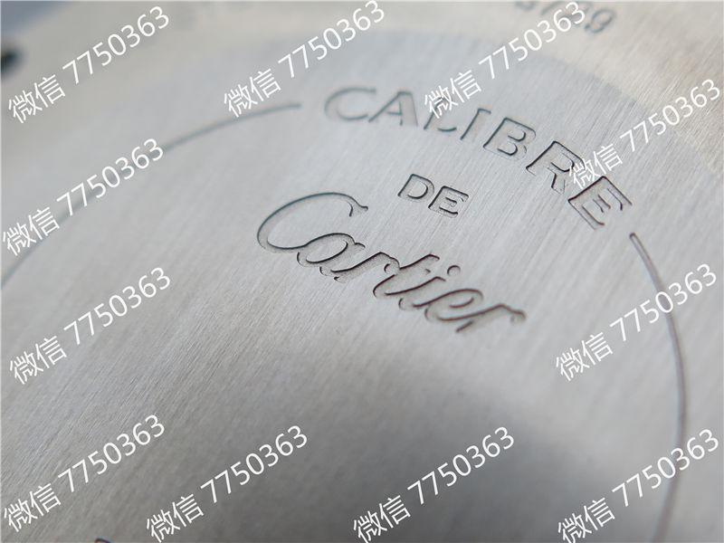 JF厂卡地亚卡力博W7100056复刻表拆解测评-第37张