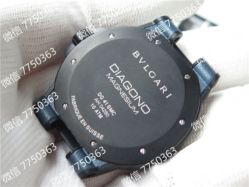 GF厂宝格丽v2新版DIAGONO系列腕表复刻表拆解测评-第14张