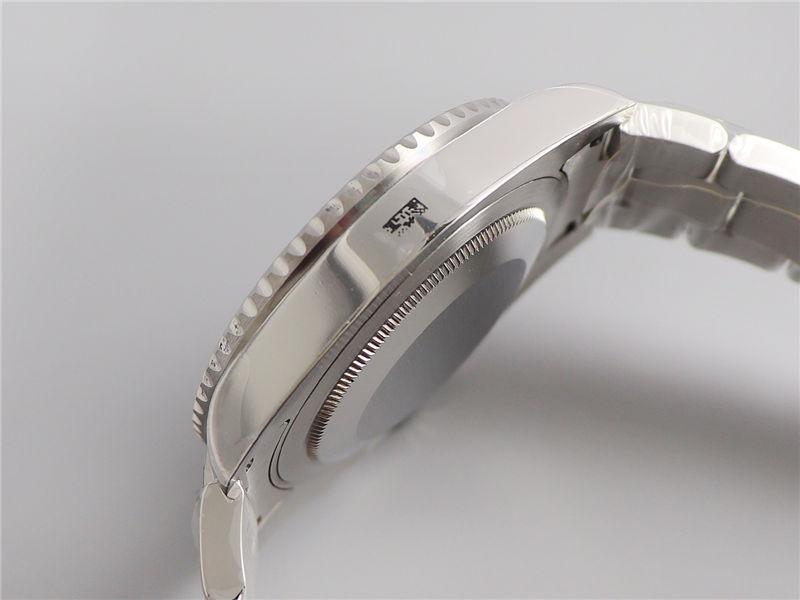 AR厂劳力士格林尼治二代116710绿针GMT_复刻表测评-第6张