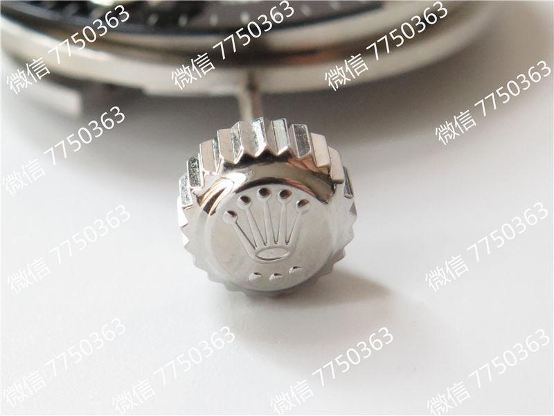 GM厂劳力士格林尼治红蓝圈116719三珠链3186机芯复刻表拆解测评-第7张