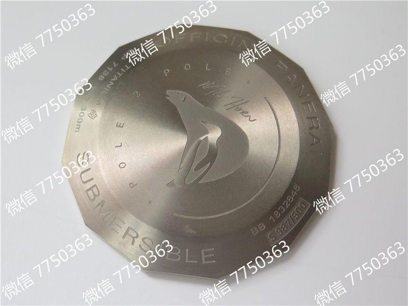 VS厂沛纳海PAM00719钛金属v3版复刻表拆解测评-第12张