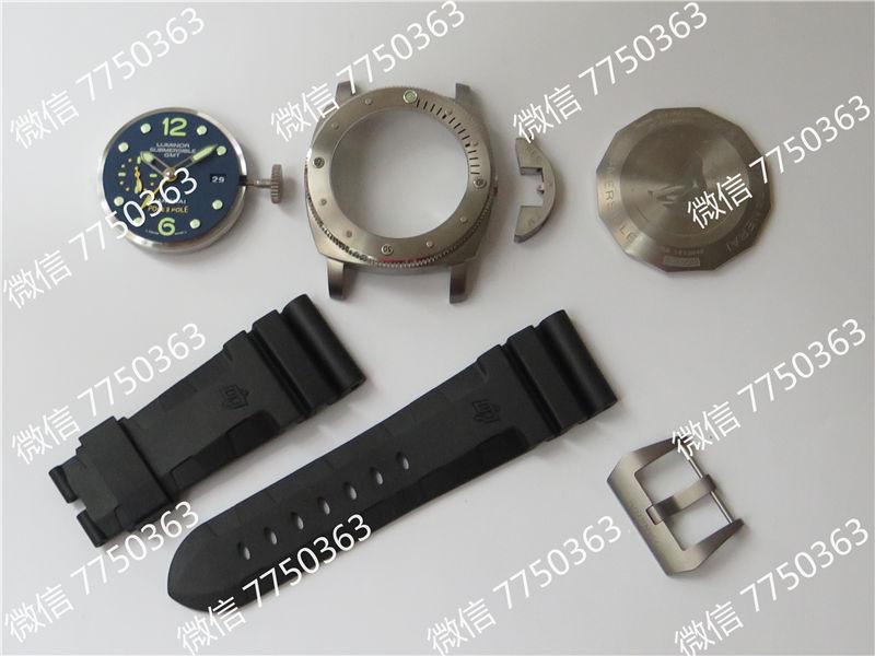 VS厂沛纳海PAM00719钛金属v3版复刻表拆解测评-第2张