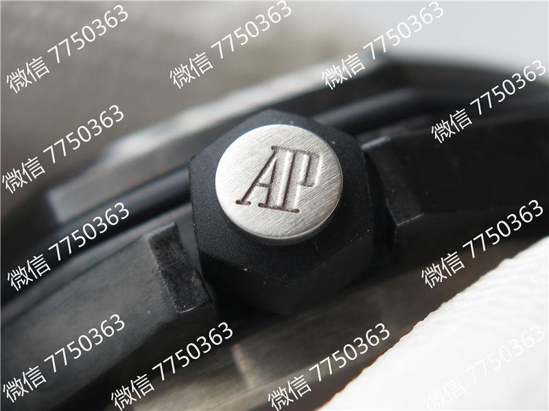 JF厂爱彼皇家橡树离岸型系列AP15706复刻表拆解测评
