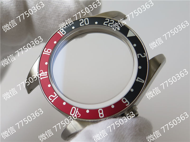 ZF厂帝陀格林尼治GMT红蓝圈复刻表拆解测评-第3张