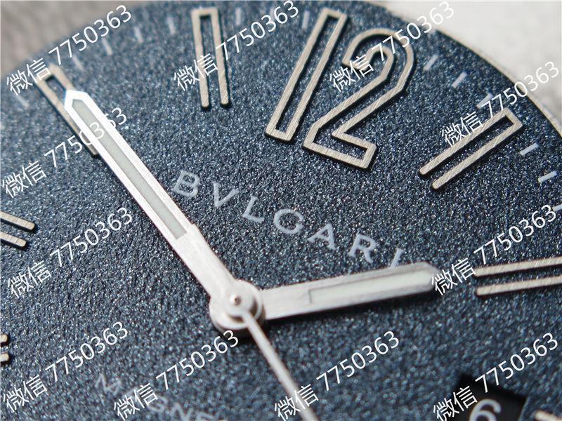 GF厂宝格丽v2新版DIAGONO系列腕表复刻表拆解测评