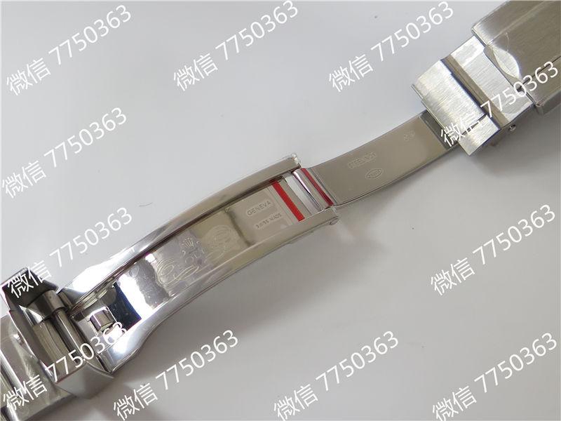 AR厂劳力士渐变鬼王3135机芯复刻表拆解测评-第19张