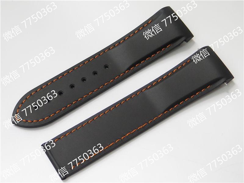 VS厂欧米茄海马600米橙色字胶带大号45.5mm复刻表拆解测评-第18张