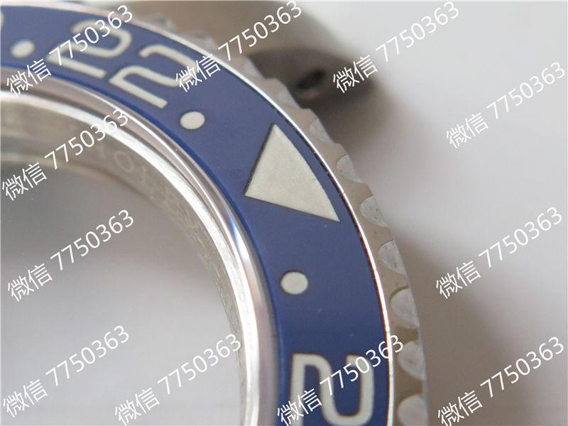 GM厂劳力士格林尼治红蓝圈116719三珠链3186机芯复刻表拆解测评-第12张
