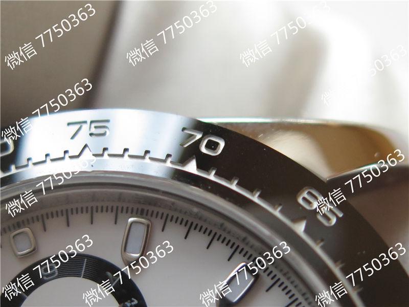 AR厂劳力士迪通拿熊猫款复刻表拆解测评-第24张