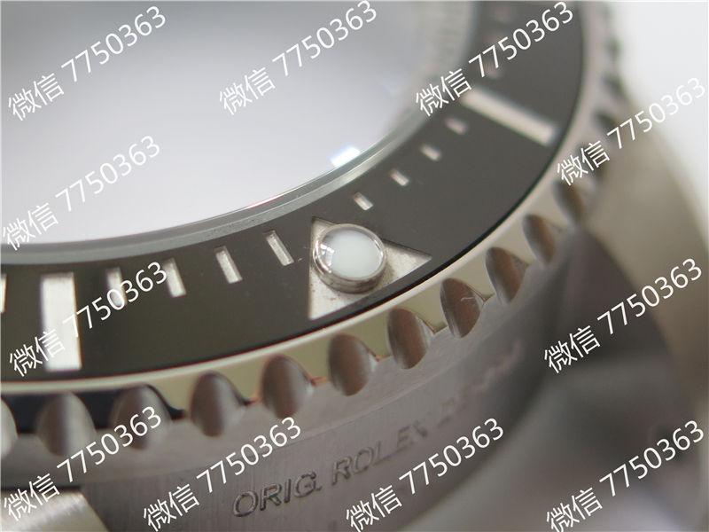 AR厂劳力士渐变鬼王3135机芯复刻表拆解测评-第10张