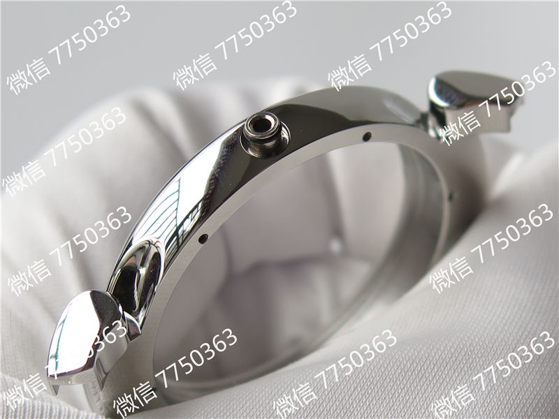 TW厂万国达文西系列三针皮表带款复刻表拆解测评-第36张