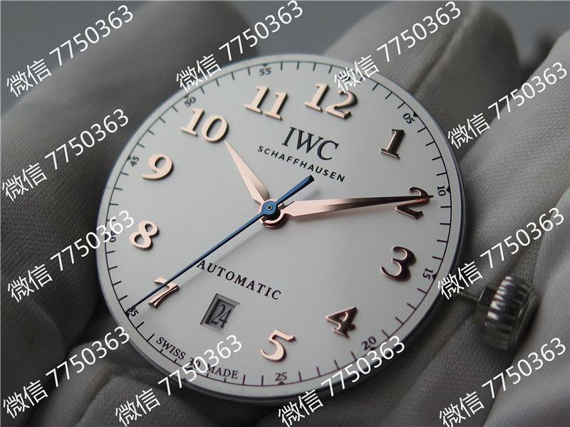 TW厂万国达文西系列三针皮表带款复刻表拆解测评-第19张