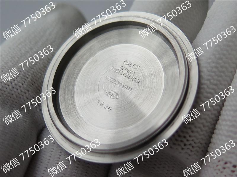 JF厂劳力士蚝式恒动系列114300玫红复刻表拆解测评-第22张