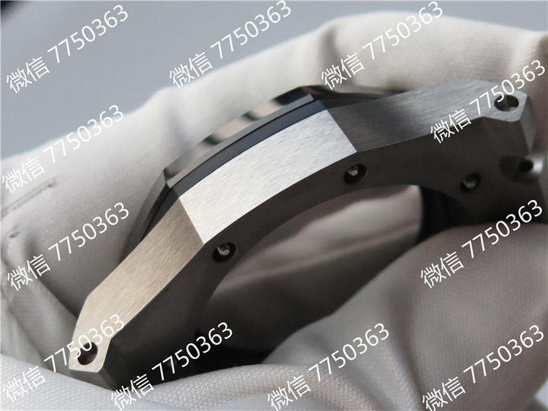 JF厂爱彼皇家橡树离岸型系列AP26400熊猫眼复刻表拆解测评-第34张