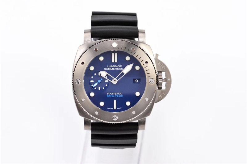 VS厂沛纳海pam692钛金属腕表_复刻表测评-第1张