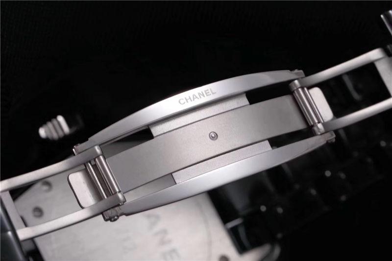 KOR厂香奈儿J12非黑即白韩国陶瓷_复刻表测评