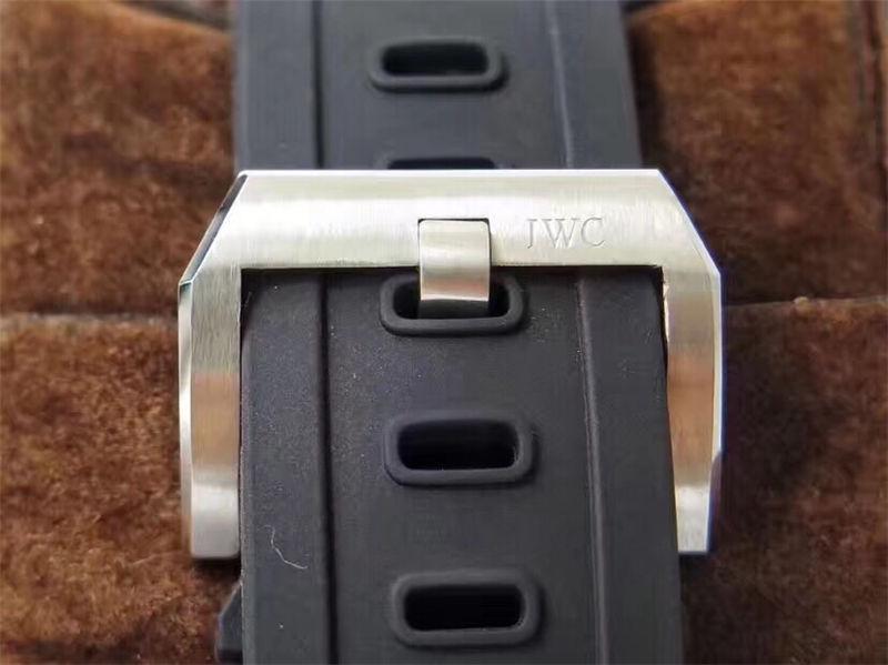 IWS厂万国海洋时计四分之一白IW356801_复刻表测评-第9张