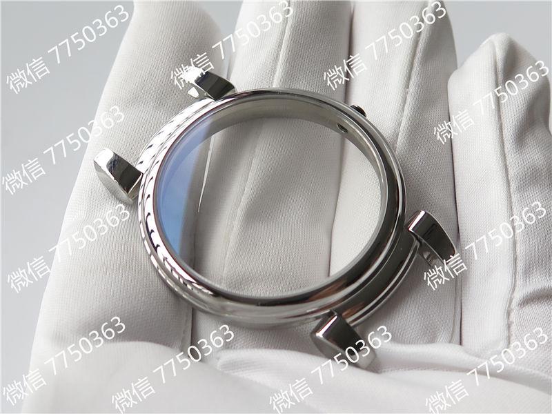 TW厂万国达文西系列三针皮表带款复刻表拆解测评-第30张