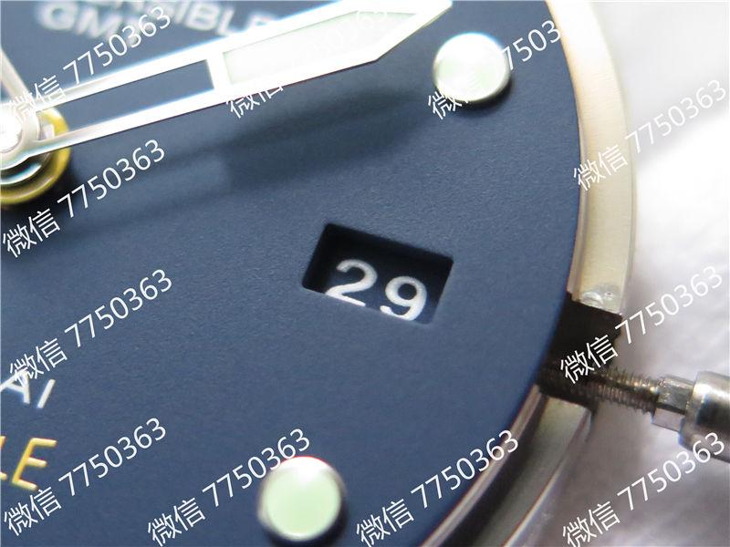 VS厂沛纳海PAM00719钛金属v3版复刻表拆解测评-第7张