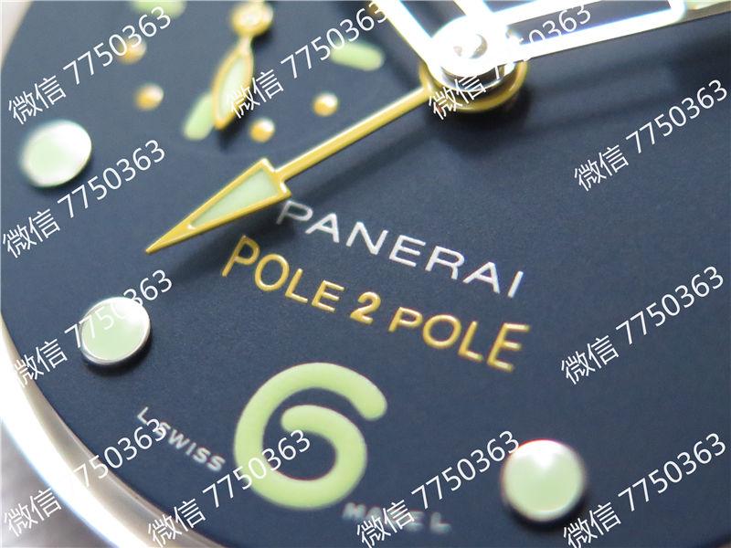 VS厂沛纳海PAM00719钛金属v3版复刻表拆解测评-第6张