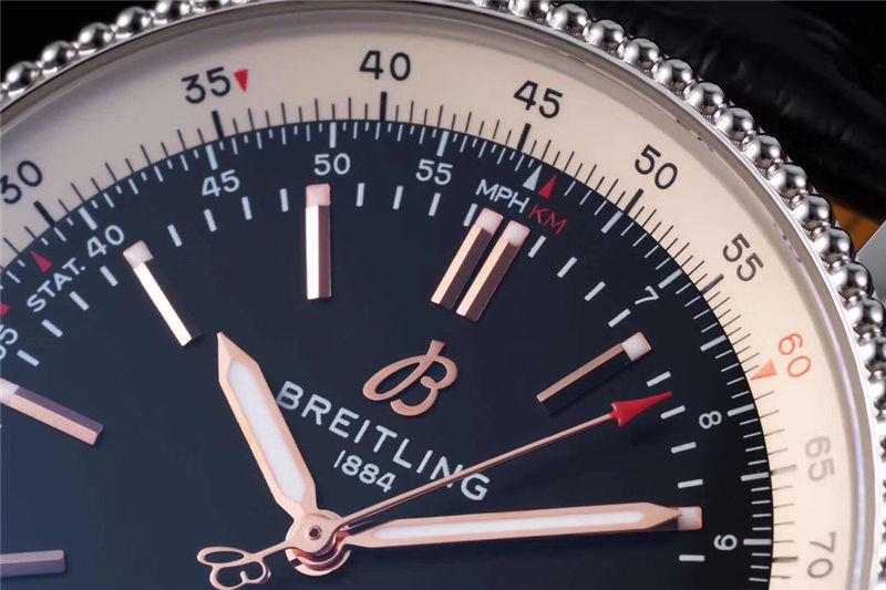 TF厂百年灵BREITLING航空计时_复刻表测评-第59张
