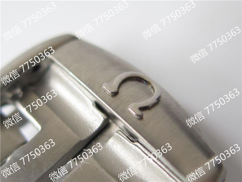 VS厂欧米茄海马600米钢字胶带款39.5mm复刻表拆解测评-第18张