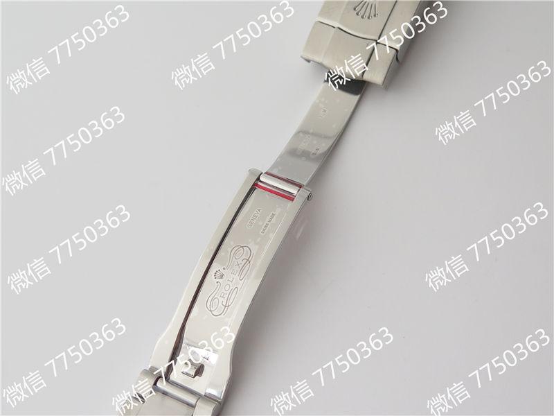 JF厂劳力士蚝式恒动系列114300玫红复刻表拆解测评-第28张