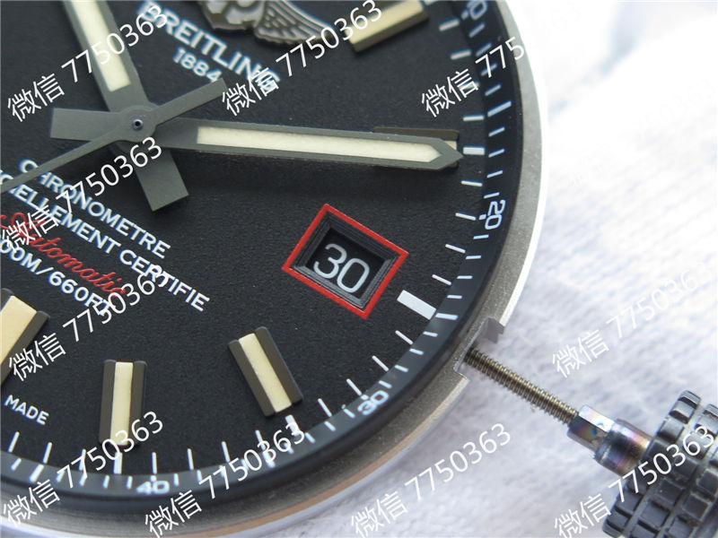 ZF厂百年灵黑鸟侦察机复刻表拆解测评