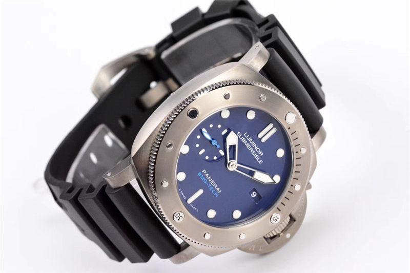 VS厂沛纳海pam692钛金属腕表_复刻表测评-第5张