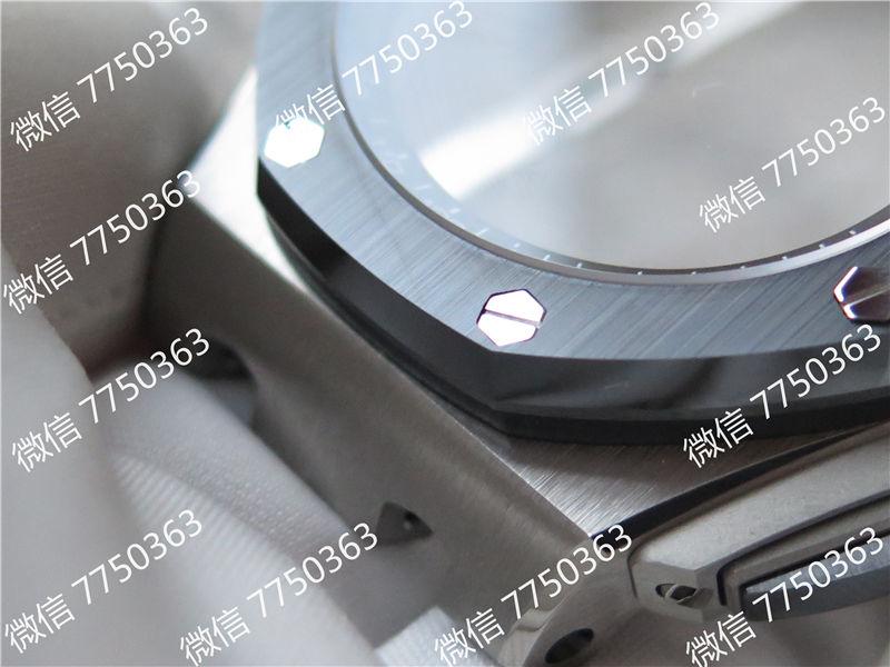 JF厂爱彼皇家橡树离岸型系列AP26400熊猫眼复刻表拆解测评-第31张