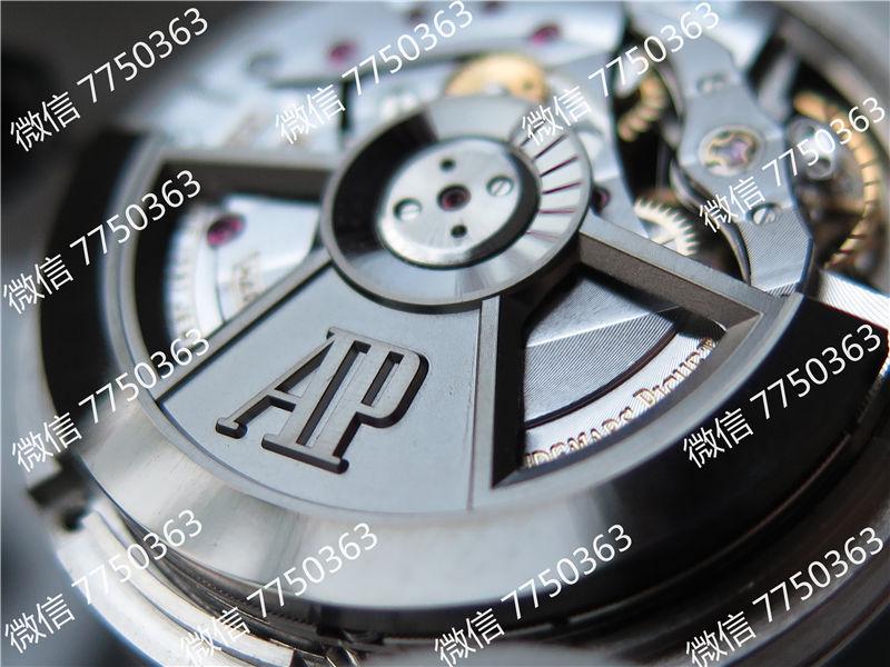 JF厂爱彼皇家橡树离岸型系列AP26400熊猫眼复刻表拆解测评-第26张