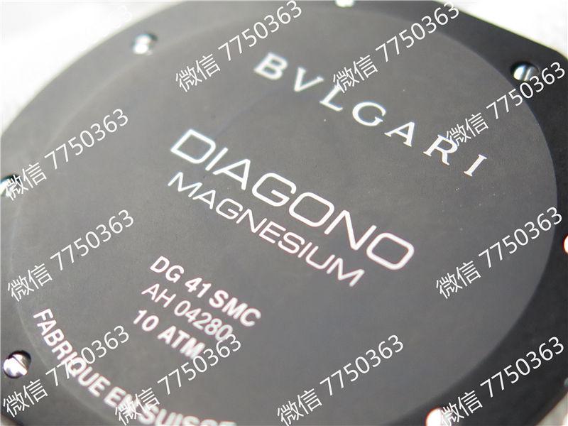 GF厂宝格丽v2新版DIAGONO系列腕表复刻表拆解测评-第37张