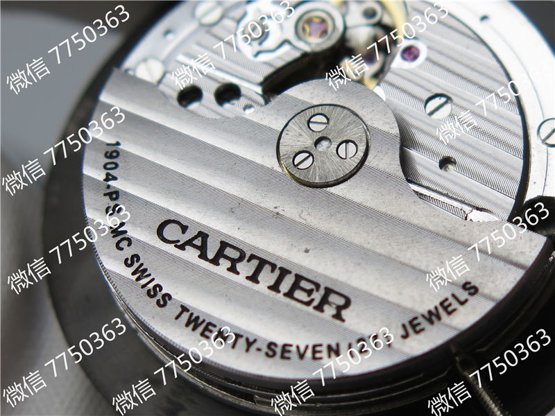 JF厂卡地亚卡力博W7100056复刻表拆解测评-第23张