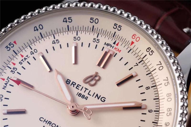 TF厂百年灵BREITLING航空计时_复刻表测评-第50张
